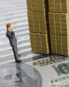 Gold, Goldreserven, Fed, Goldreporter