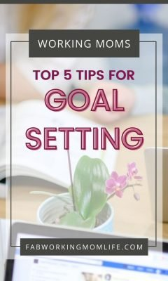 top tips for goal setting