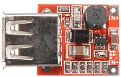 DCDC Arduino. Alimentacion