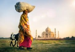 Gold, Indien