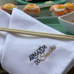 Guardanapo Cetim Armazém do Sushi