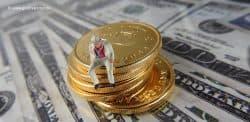 Gold, Goldpreis, Realzins (Foto: Goldreporter)