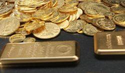 Gold kaufen, Goldbarren, Goldmünzen (Foto: Goldreporter)