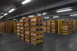 HSBC USA ist mit der Lagerung von Goldbeständen des weltgrößten Gold-ETFs SPDR Gold Trust beauftragt (Foto: SPDR)
