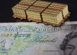 Gold, Bank of England, Rumänien (Foto: Goldreporter)