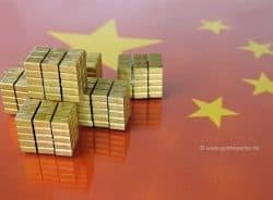 Gold, China, Goldreserven (Foto: Goldreporter)