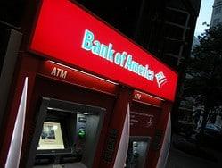 Gold, Bank of America