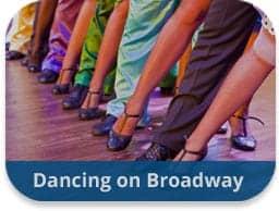 Dancing on Broadway Team Building