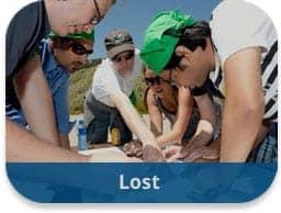 Lost Team Building