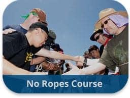 No Ropes Course Team Building
