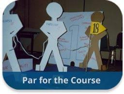 Par for the Course Golf Team Building