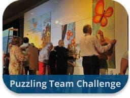 Puzzling Team Challenge Team Building