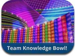 Team Knowledge Bowl Team Building