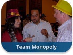 Team Monopoly Team Building