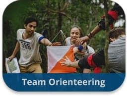 Team Orienteering Team Building
