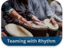 Teaming with Rhythm Team Building