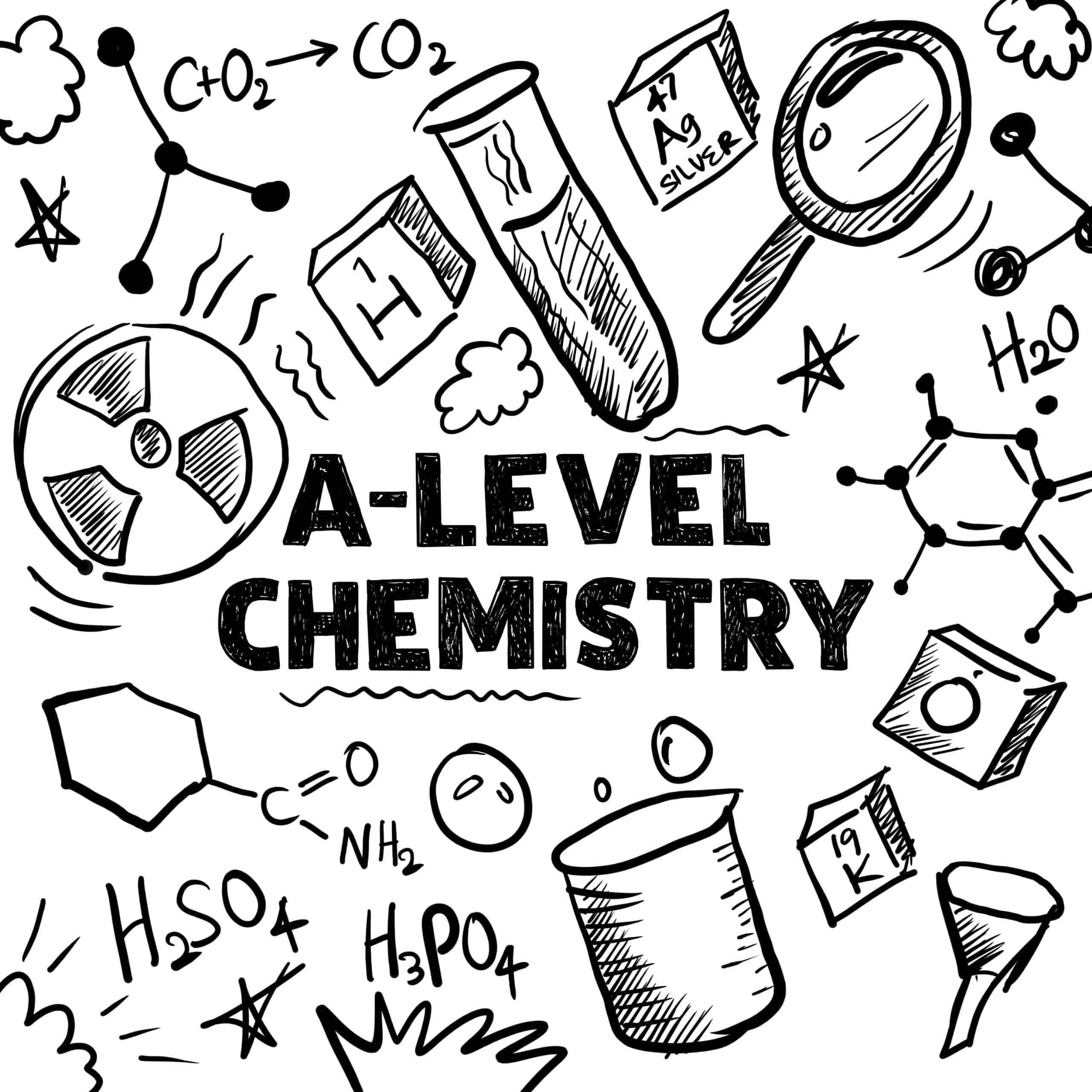 AQA A-level chemistry online revision course