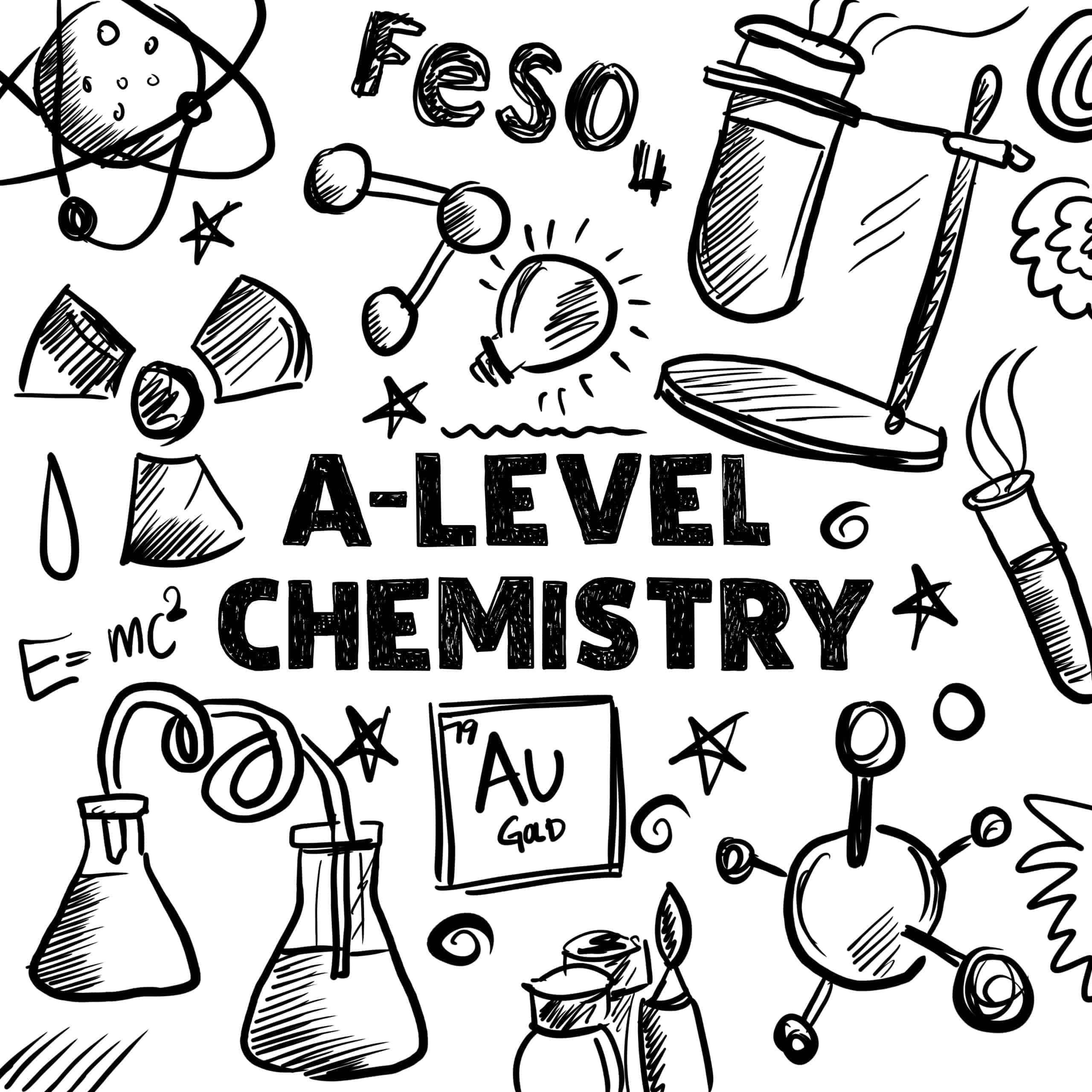 A-level chemistry for edexcel exam board