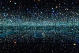 Yayoi Kusama, Infinity Mirrored Room – The Souls of Millions of Light Years Away.