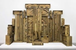 Louise Nevelson - An American Tribute to the British People - 1960–1964