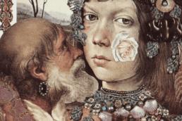 Pinturicchio Rafael by Sergei Parajanov