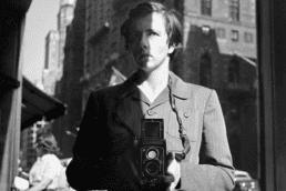 Vivian Maier Self-Portrait - 1953