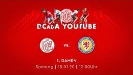 Der Club an der Alster – DCadA vs. EB – 18.01.2020 12:00 h