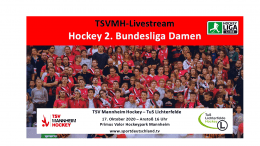 sportdeutschland.tv – TSVMH vs. TusLI – 17.10.2020 16:00 h