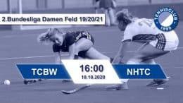 TC 1899 e.V. Blau-Weiss – TCBW vs. NHTC – 10.10.2020 16:00 h