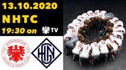 NHTC TV – NHTC vs. HGN – 13.10.2020 19:30 h