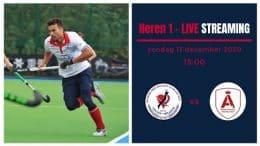 KHC Leuven – KHCL vs. RAHC – 13.12.2020 15:00 h