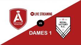 Antwerp HC – RAHC vs. RVHC – 14.03.2021 12:00 h