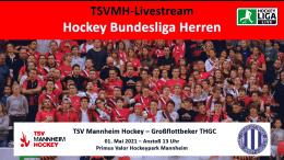 sportdeutschland.tv – Playdown – TSVMH vs. GTHGC – 01.05.2021 13:00 h
