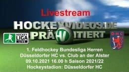 Hockeyvideos.de – DHC vs. CadA – 09.10.2021 16:00 h