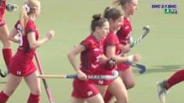 Hockeyvideos.de – Highlights –  Damen – DHC vs. BHC – 10.10.2021 12:00 h