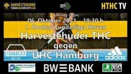HTHC TV – HTHC vs. UHC – 06.10.2021 19:30 h