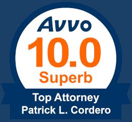 Avvo 10 Superb Top Attorney