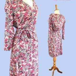 The Tailoress PDF Sewing Patterns - Renata Dress PDF Sewing Pattern
