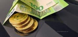 Gold, Goldpreis, Euro, Goldmünzen (Foto: Goldreporter)