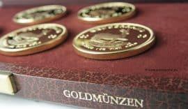 Goldmünzen (Foto: Goldreporter)