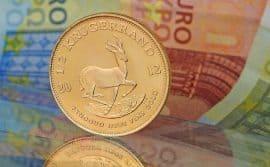 Krügerrand, Goldmünzen