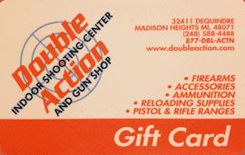 double action gun shop gift cards