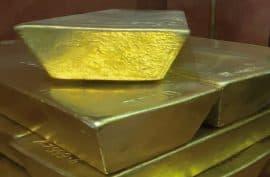 Indien, Gold, Goldbarren, Import (Foto: Goldreporter)
