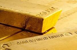 Gold, Krügerrand, Goldbarren, Rand Refinery