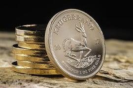 Goldmünzen, Krügerrand