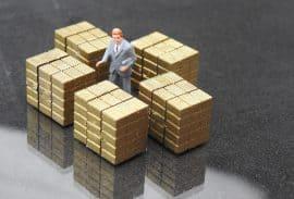 Gold-Fonds, Goldbarren (Foto: Goldreporter)