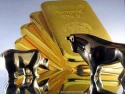 Gold, Bulle (Foto: Goldreporter)