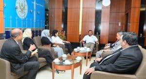 Menteri MESTECC Turun Padang Memeriksa Infrastruktur Pencegahan Pembakaran Terbuka di Johan Setia Klang
