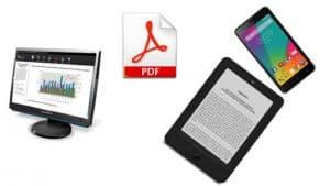 Read more about the article Comment créer un PDF facile à lire sur tous les matériels ?