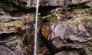 Atri Fall - 70 m high waterfall